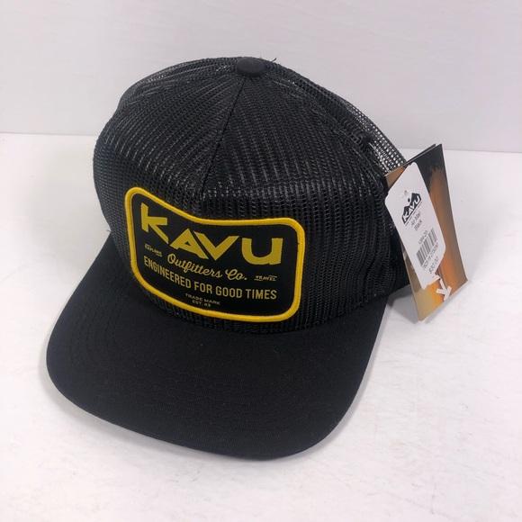 57365e458a0b0 Kavu Men s Mesh Trucker Hat Vintage